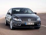 Volkswagen CC V6 4MOTION 2012 wallpapers