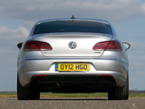Volkswagen CC BlueMotion UK-spec 2012 wallpapers