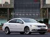 Wallpapers of Volkswagen CC BlueMotion ZA-spec 2012