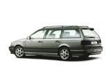Images of Volkswagen Passat VR6 Variant (B3) 1991–93