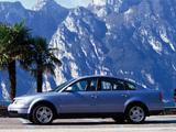 Images of Volkswagen Passat Sedan (B5) 1997–2000
