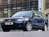 Images of Volkswagen Passat Variant UK-spec (B5+) 2000–05