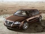 Images of Volkswagen Passat Lingyu 2005–09