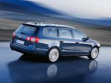 Images of Volkswagen Passat 2.0 FSI Variant (B6) 2005–10