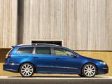 Images of Volkswagen Passat R36 Estate (B6) 2007–10