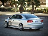 Images of H&R Volkswagen Passat US-spec (B7) 2011