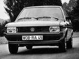 Photos of Volkswagen Passat 5-door (B1) 1977–80