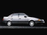 Photos of Volkswagen Passat Sedan US-spec (B3) 1988–93