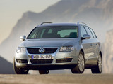 Photos of Volkswagen Passat V6 FSI 4MOTION Variant (B6) 2006–10