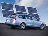 Photos of Volkswagen Passat BlueMotion Variant (B6) 2008–10