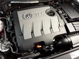 Photos of Volkswagen Passat BlueMotion R-Line Estate (B6) 2009–10