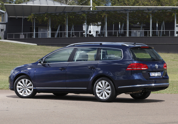 photos of volkswagen passat tsi variant au spec b7 2010. Black Bedroom Furniture Sets. Home Design Ideas