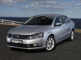 Photos of Volkswagen Passat TDI BlueMotion AU-spec (B7) 2010