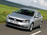 Photos of Volkswagen Passat TDI BlueMotion (B7) 2013