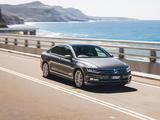 Photos of Volkswagen Passat R-Line AU-spec (B8) 2015