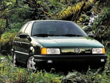 Pictures of Volkswagen Passat VR6 GLX Sedan US-spec (B3) 1991–93