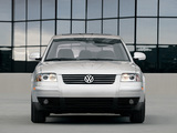 Pictures of Volkswagen Passat 1.8T 4MOTION Sedan US-spec (B5+) 2000–05