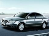 Pictures of Volkswagen Passat Lingyu 2005–09