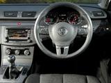 Pictures of Volkswagen Passat BlueMotion R-Line Estate (B6) 2009–10