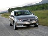 Pictures of Volkswagen Passat TSI ZA-spec (B7) 2010