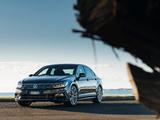 Pictures of Volkswagen Passat R-Line AU-spec (B8) 2015