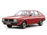 Volkswagen Passat 5-door (B1) 1977–80 wallpapers