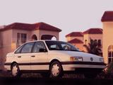 Volkswagen Passat Sedan US-spec (B3) 1988–93 pictures