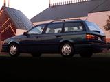 Volkswagen Passat Wagon (B3) 1988–93 wallpapers