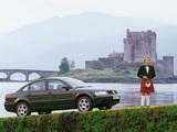 Volkswagen Passat Sedan (B5) 1997–2000 images