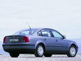 Volkswagen Passat Sedan (B5) 1997–2000 photos