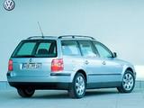 Volkswagen Passat Variant (B5+) 2000–05 wallpapers
