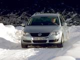 Volkswagen Passat V6 FSI 4MOTION Variant (B6) 2006–10 images
