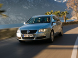 Volkswagen Passat V6 FSI 4MOTION Variant (B6) 2006–10 photos