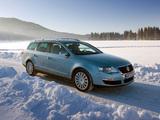 Volkswagen Passat V6 FSI 4MOTION Variant (B6) 2006–10 pictures