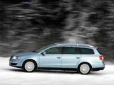 Volkswagen Passat V6 FSI 4MOTION Variant (B6) 2006–10 wallpapers