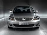 Volkswagen Passat Lingyu 2009 photos