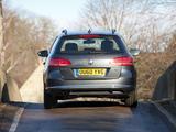 Volkswagen Passat BlueMotion Variant UK-spec (B7) 2010 pictures