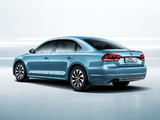 Volkswagen Passat BlueMotion CN-spec (B7) 2013 images