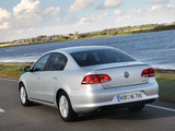Volkswagen Passat TDI BlueMotion (B7) 2013 photos
