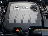 Volkswagen Passat TDI BlueMotion (B7) 2013 wallpapers