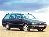 Volkswagen Passat VR6 Variant (B3) 1991–93 wallpapers