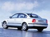 Volkswagen Passat Sedan (B5) 1997–2000 wallpapers