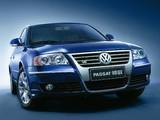 Volkswagen Passat Lingyu 2005–09 wallpapers