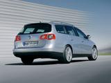 Volkswagen Passat 2.0 FSI Variant (B6) 2005–10 wallpapers