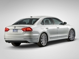 Volkswagen Passat Performance Concept (B7) 2013 wallpapers