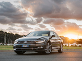 Volkswagen Passat R-Line AU-spec (B8) 2015 wallpapers
