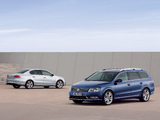 Volkswagen Passat wallpapers