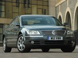 Images of Volkswagen Phaeton W12 2002–07