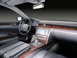 Images of Volkswagen Phaeton V8 2002–07