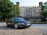 Images of Volkswagen Phaeton V8 2007–10